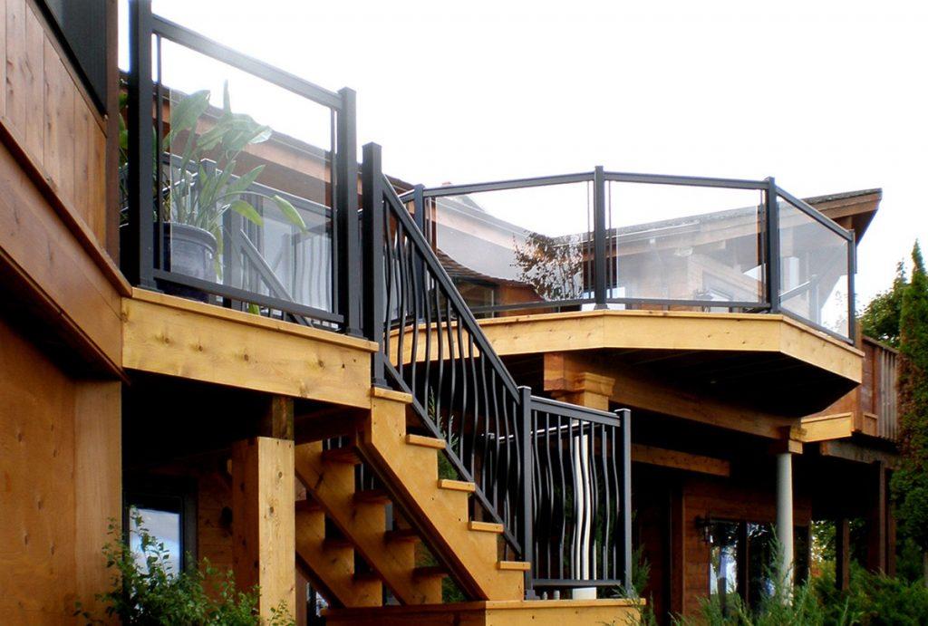Decks & Railings - Deck & Shade Solutions