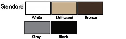 Railing-Aluminum-Color-Pallete