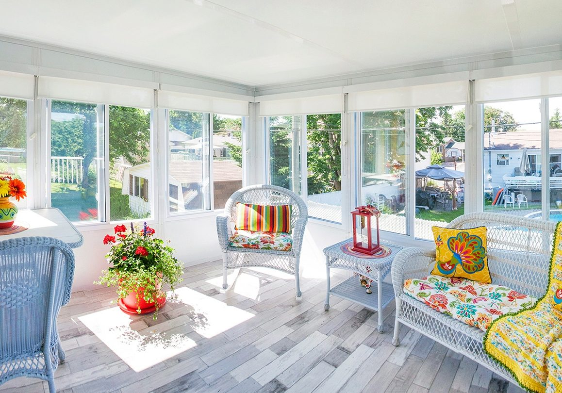 sunrooms by deck and shade solutions